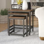 laurel foundry modern farmhouse ekalaka piece nesting tables room essentials stacking accent table reviews small folding patio large dining chairs metal garden battery operated 150x150