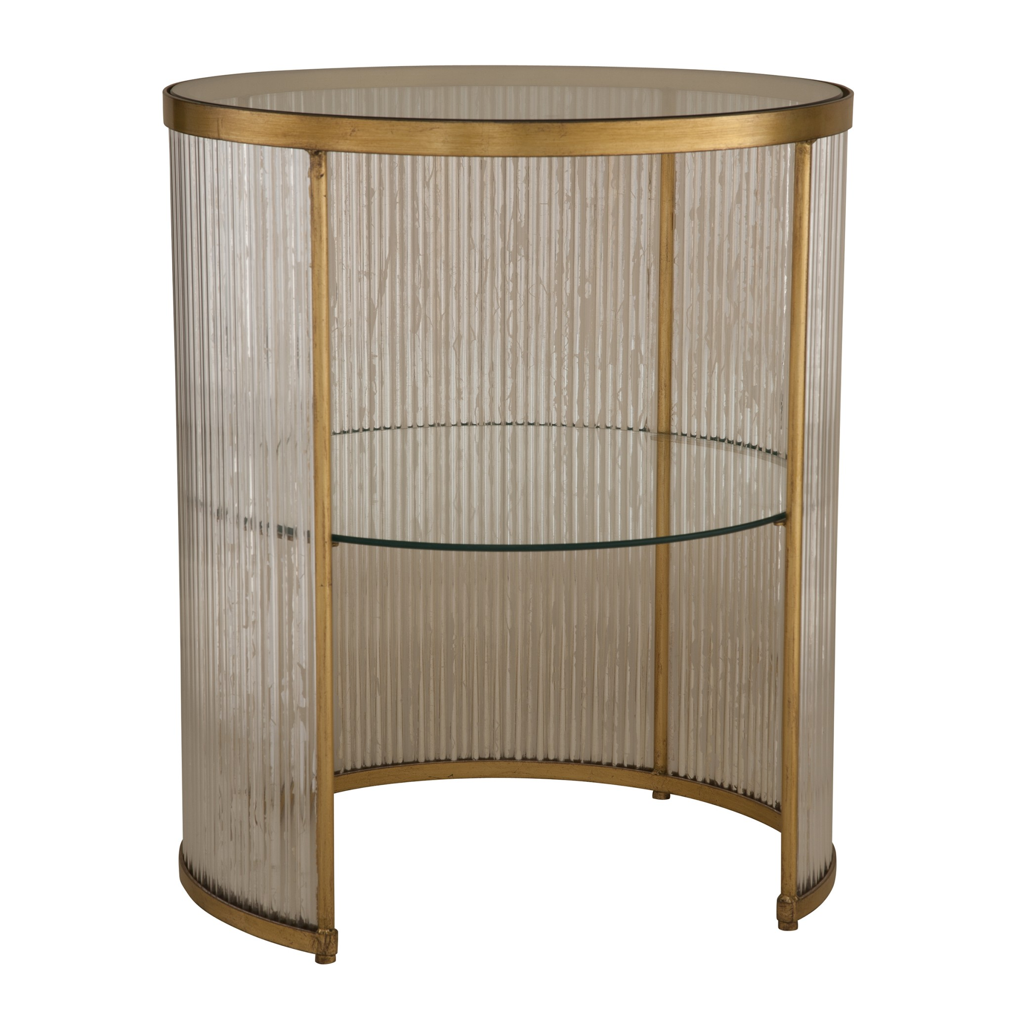 laurin side table niermann weeks gold accent with glass top bedside cabinets porch reclaimed wood end canvas umbrella tablecloth for dining gray recliner modern furniture houston