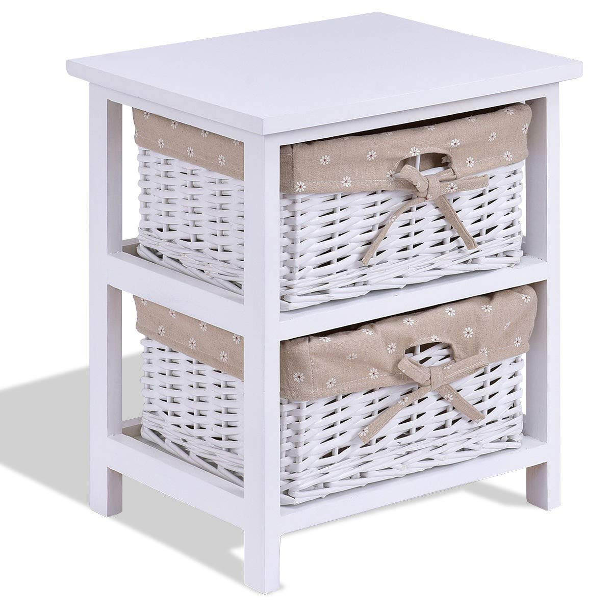 layer wooden night stand with baskets ebook zoey accent table walnut kitchen dining unique tables elastic tablecloth barn telephone drawers cream room chairs modern linens small