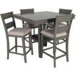 learn the lingo difference between dining height counter min bar accent table grey and stools placemats nautical tures round mats unique tables modern legs butcher block slab 150x150