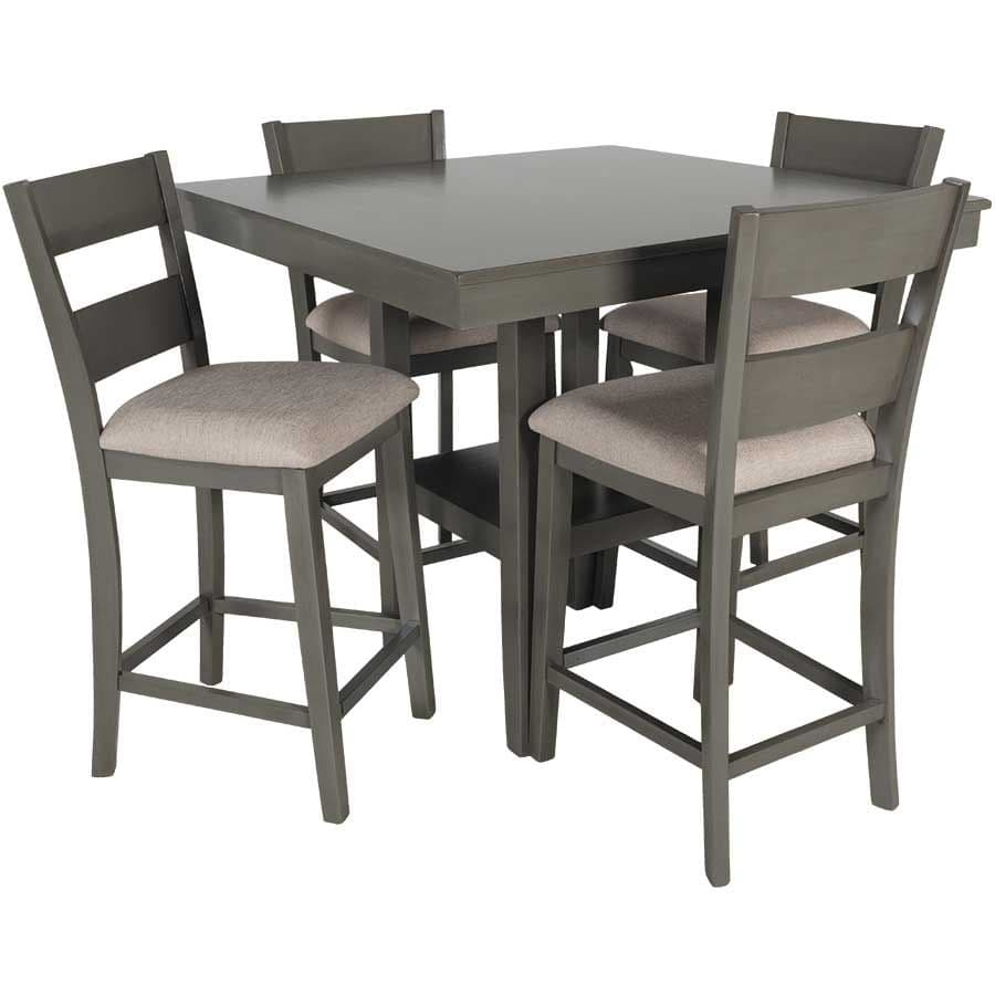 learn the lingo difference between dining height counter min bar accent table grey and stools placemats nautical tures round mats unique tables modern legs butcher block slab