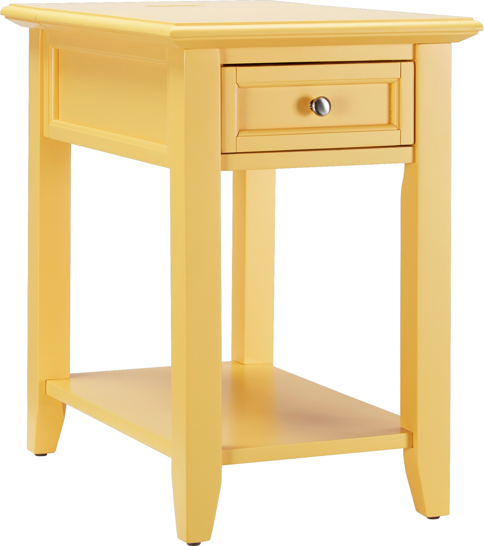 leda yellow accent table tables colors glass chest drawers patio umbrellas gas grills christmas linen marble bistro wood occasional room essentials side best dining furniture