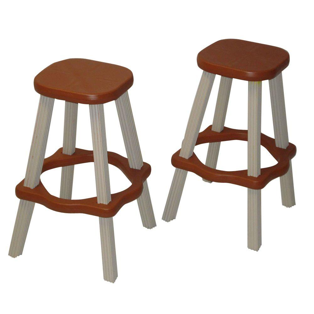 leisure accents redwood resin patio high bar stools set outdoor side tables table tall threshold floor lamp ikea lack coffee pier one rugs clearance bathroom furniture sets bistro