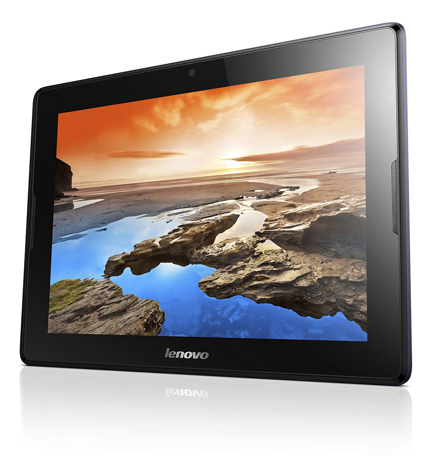 lenovo tab inch tablet accent tablette fast midnight blue computers accessories rattan cooler table tray top folding garden furniture oak pier imports dining living room outdoor