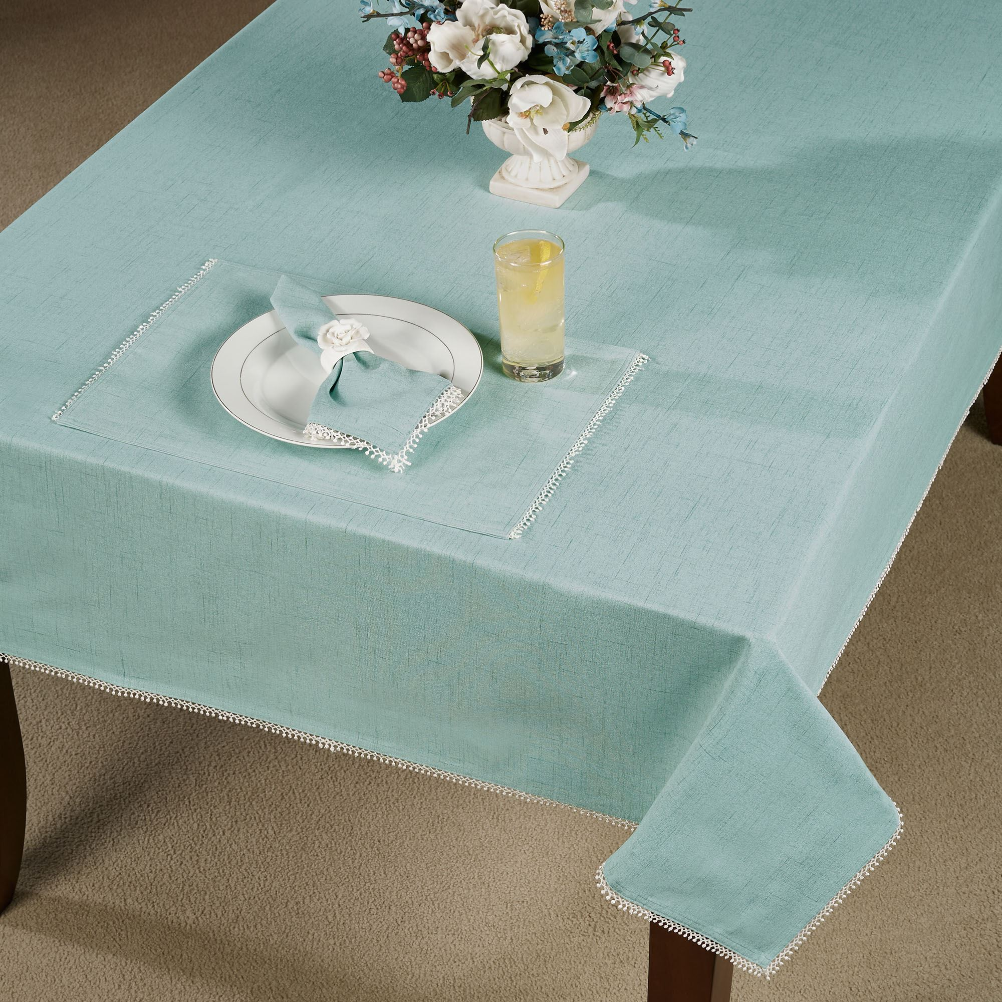 lenox french perle solid color table linens accent cloth covers tablecloth target laundry basket ceramic patio side foyer furniture pieces ikea large storage boxes sofa lucite
