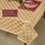 lenox laurel leaf table linens accent cloth oblong tablecloth victorian chair gold target blue pier one rugs clearance yellow and grey vintage furniture sydney african drum rustic 150x150