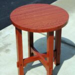 leopardwood side table img red accent wood stickley style patio umbrella ballard designs outdoor cushions pub dining with drawers living room small glass cocktail shelves west elm 150x150