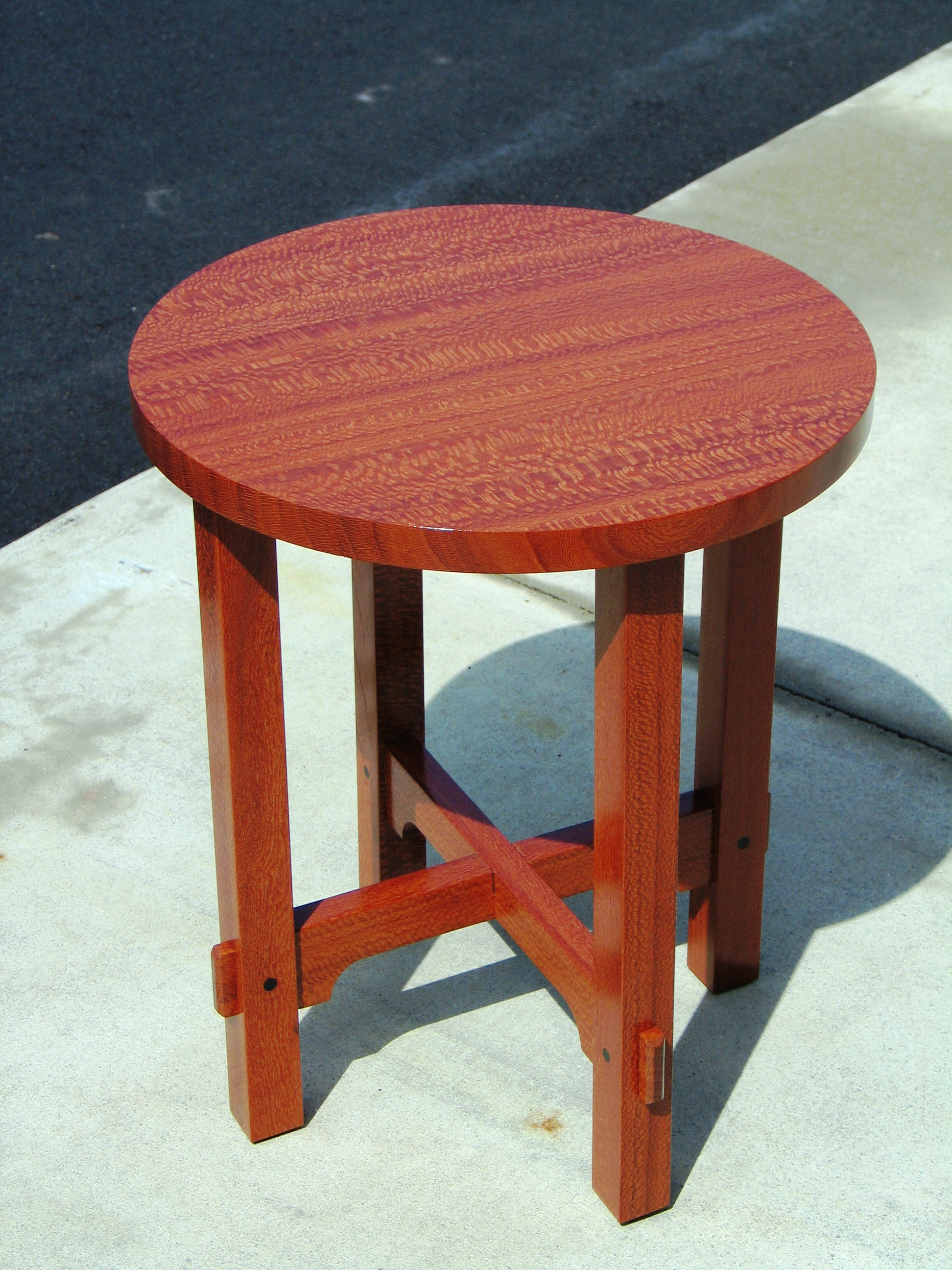 leopardwood side table img red accent wood stickley style patio umbrella ballard designs outdoor cushions pub dining with drawers living room small glass cocktail shelves west elm