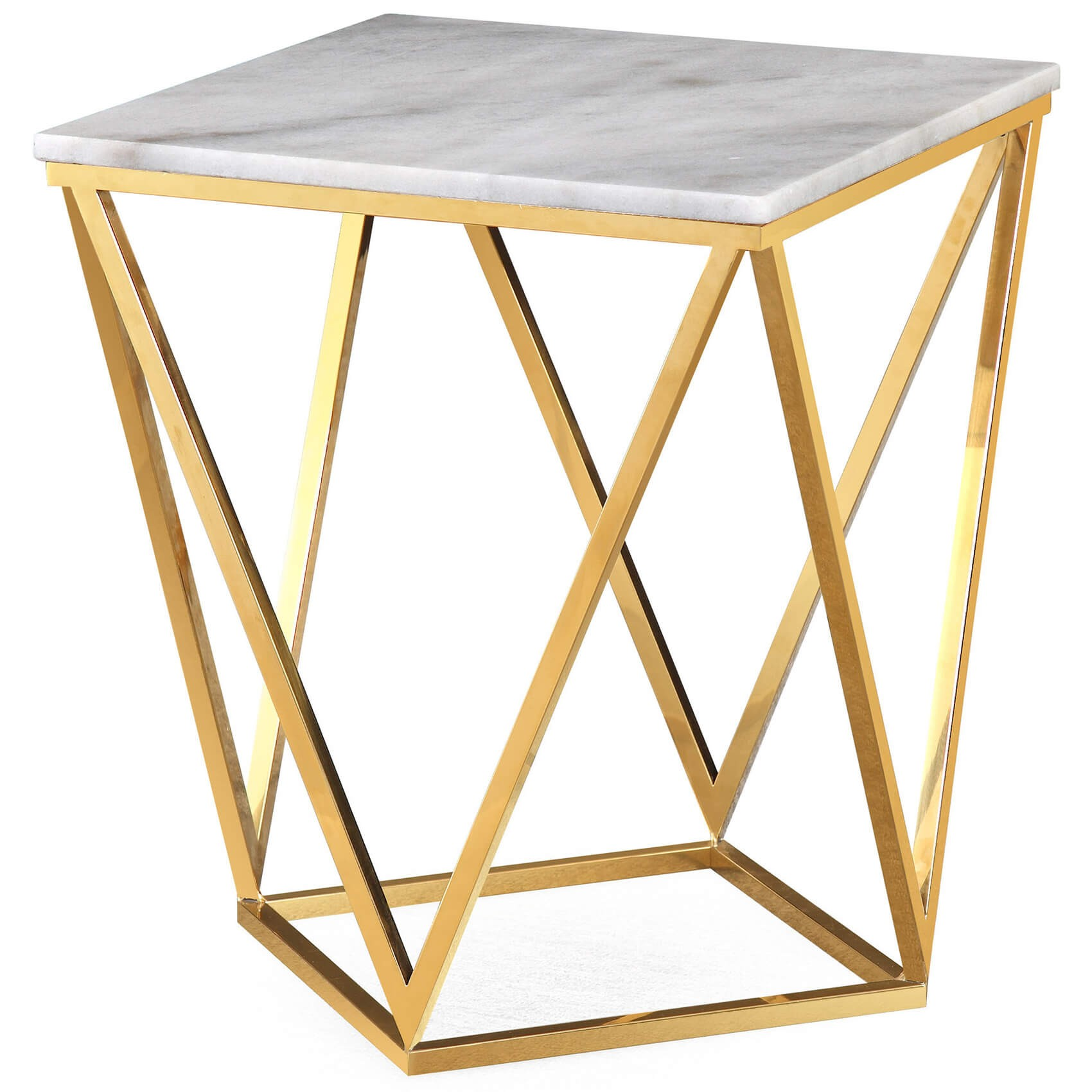 leopold side table white marble end tables accent furniture ikea kids storage unfinished bookcases victorian lamps extendable trestle dining modern lamp night stand light rustic