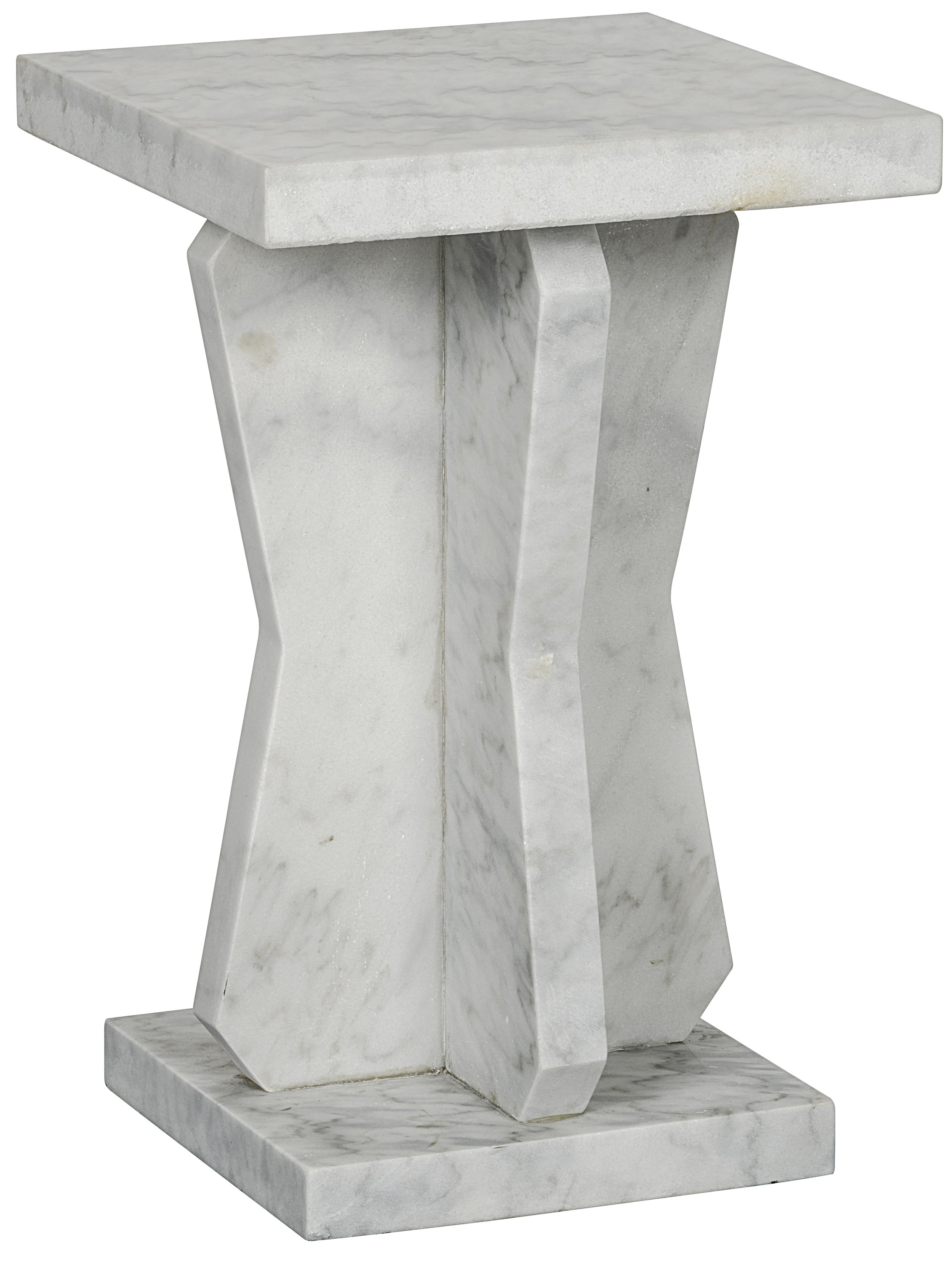 lexina accent table white marble inch console wood trestle dining round side cloth ethan allen room sets pulaski sofa top skinny foyer slimline bedside small mirrored desk silver