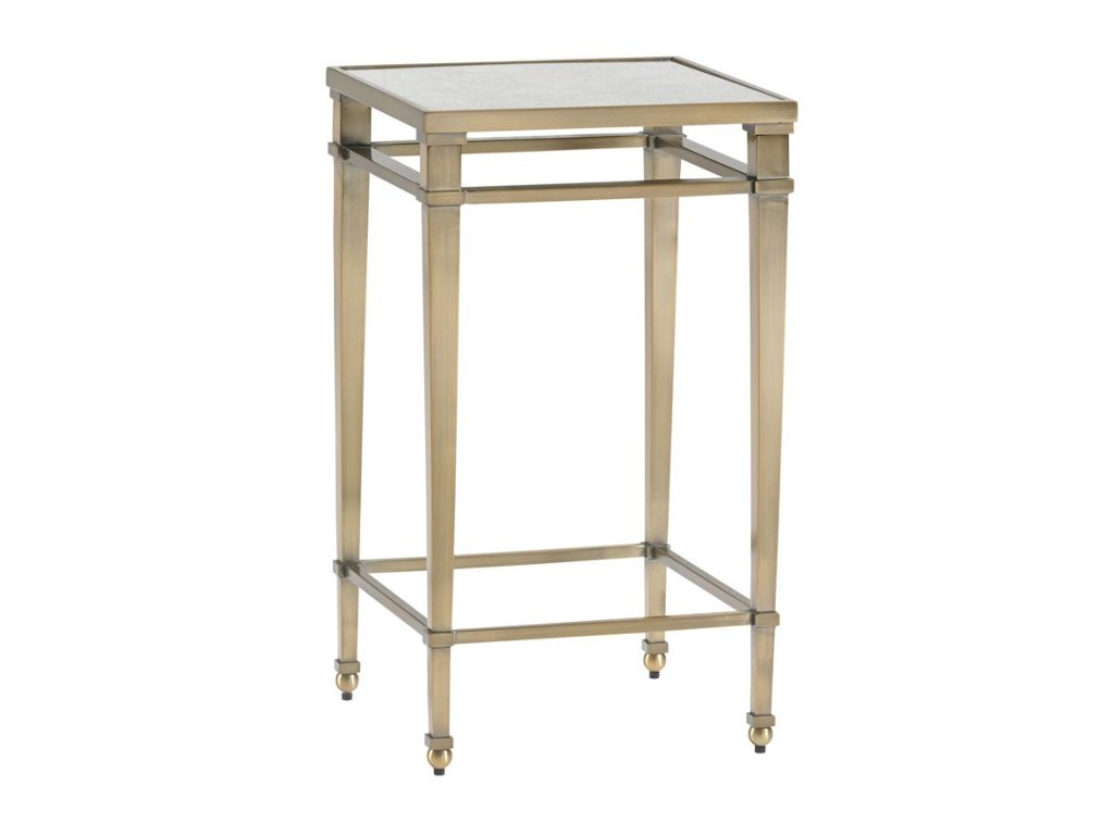 lexington kensington place transitional coville metal accent products home brands color table placecoville mosaic tile wooden sawhorse legs contemporary coffee and end tables