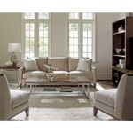 lexington macarthur park granville end table with floating glass products color accent meaning parkgranville large bedside tables nice lamps side stools for living room mirrored 150x150