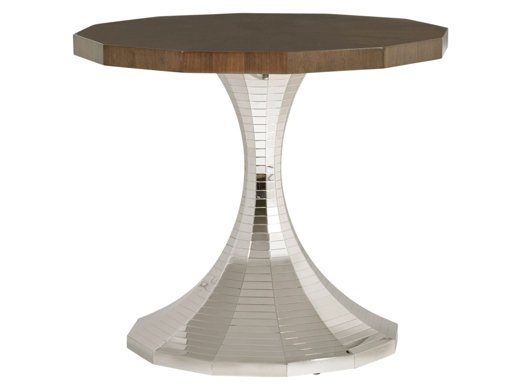 lexington macarthur park hermosa large accent table with faceted products color outdoor umbrella parkhermosa center mid century round grey tablecloth for brass leg coffee plastic
