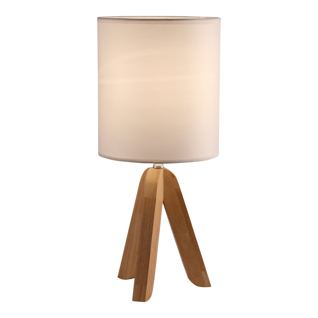 light accents table lamp natural wooden base with linen shade nautical accent lamps narrow console cabinet funky bedside desk drum throne seat patio vintage retro dining and