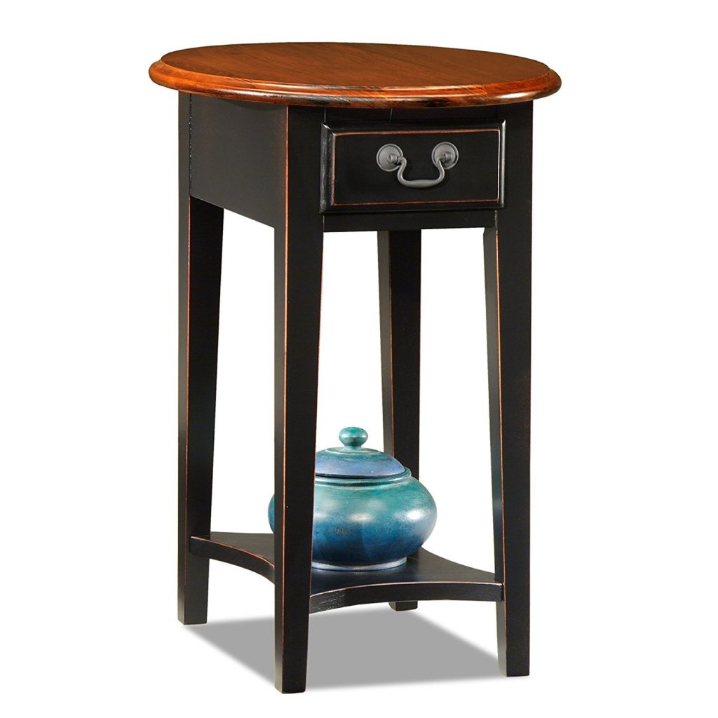 light oak end tables home furniture design foyer accent solid leick laurent table slim console with storage entry benches mango sideboard unusual coffee ideas crystal lamps