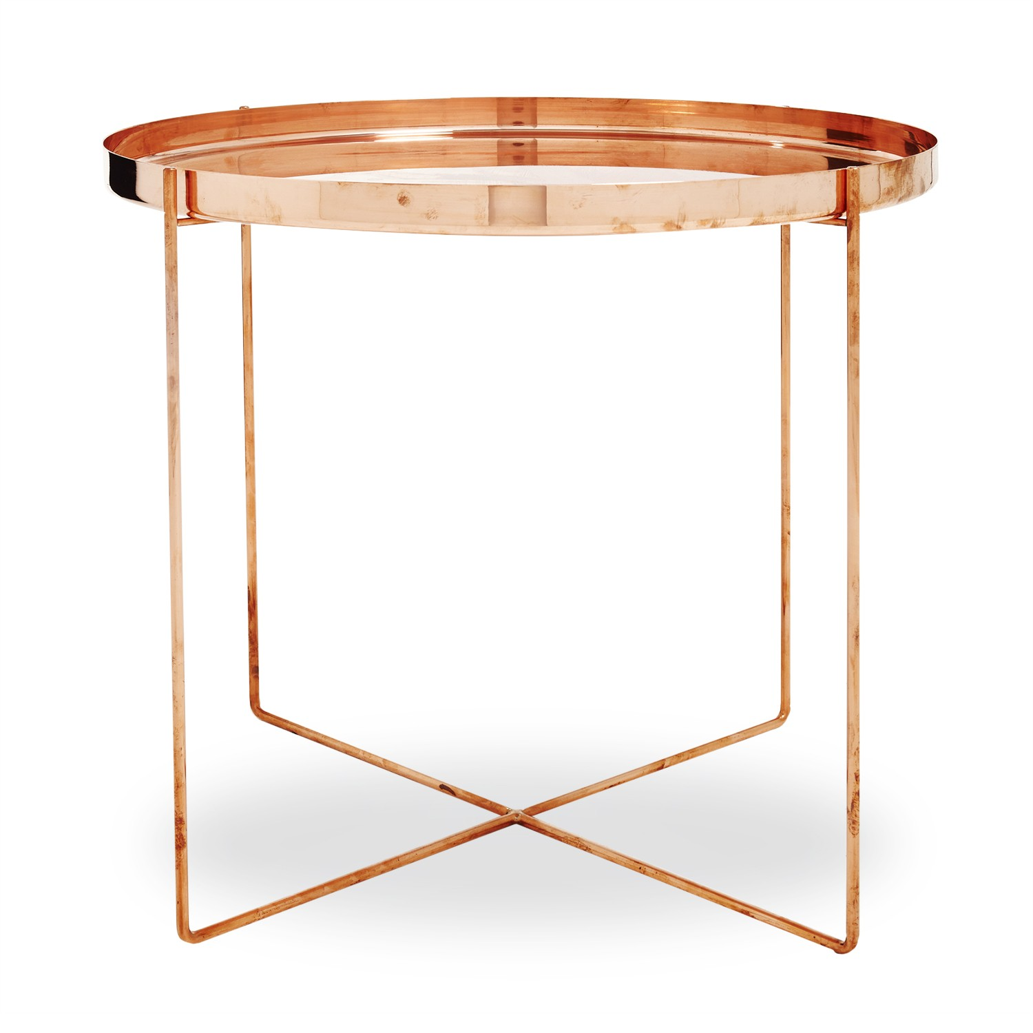 lights appliances luxury copper table lamp with drum shaped black round gold small modern side unique accent shades patio metal nesting tables garden furniture sets home decor