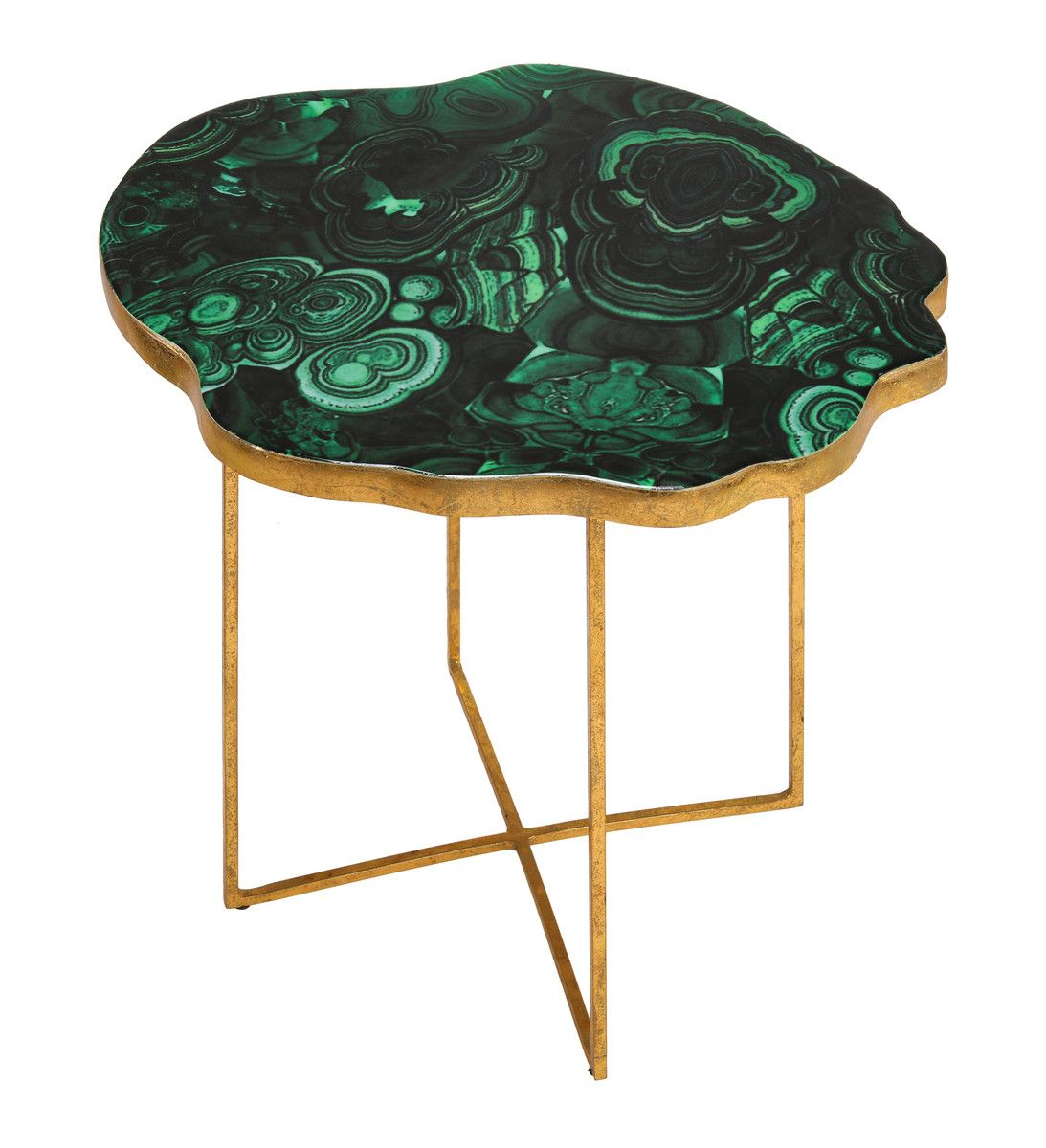 lily agate side table from tov furniture natalie glass accent end with charging station white round linens small dark wood telephone cordless lamps for living room jacket hoodie