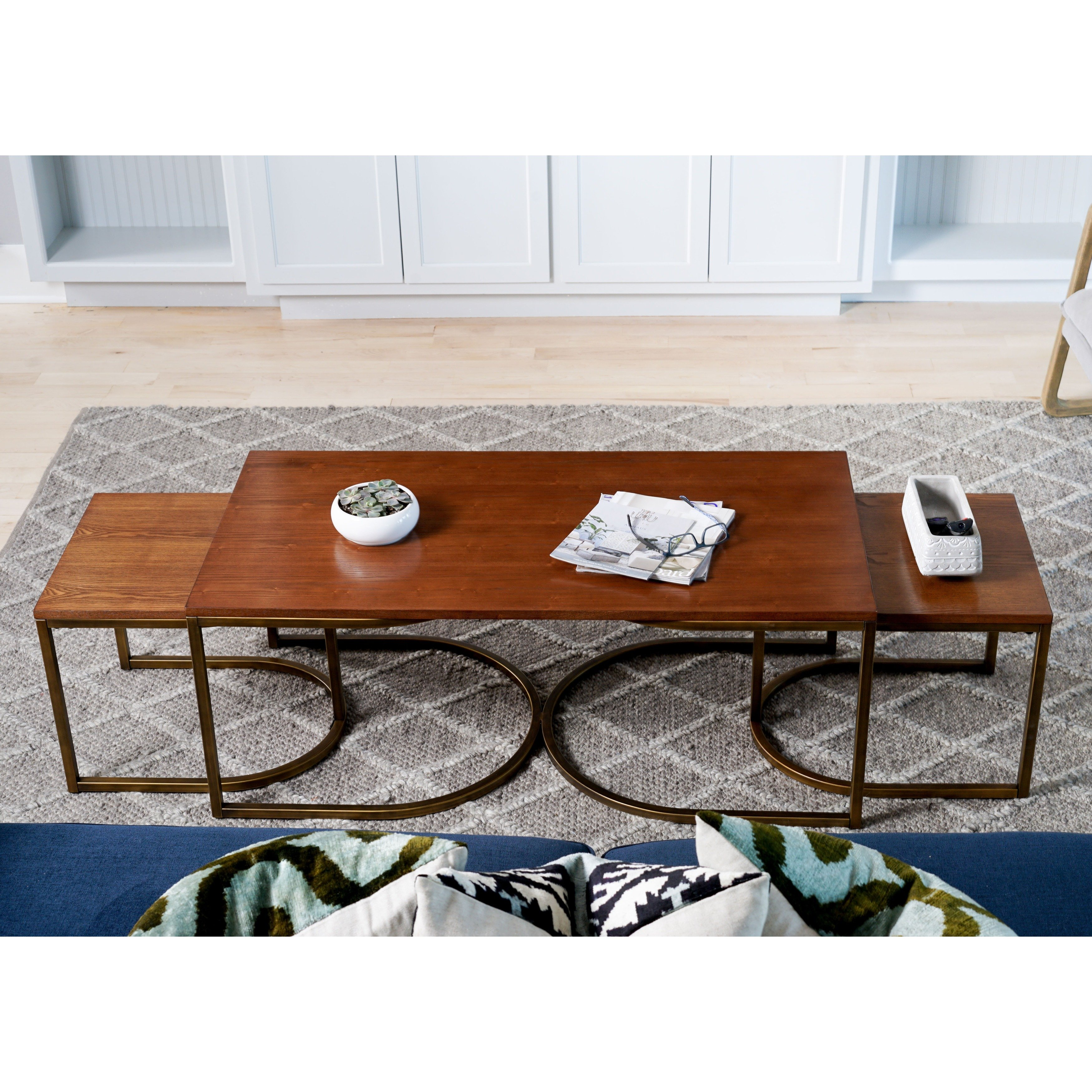 lincoln deco walnut nesting coffee tables haven home hives honey spring umbrella accent table free shipping today small pub metal set wood and chrome side white drop leaf kitchen