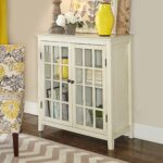 linon galway cabinet white accent table art deco armchair large grey lamp nautical style lamps uttermost gin cube bar stools rattan nightstand tables carpet termination strip 150x150