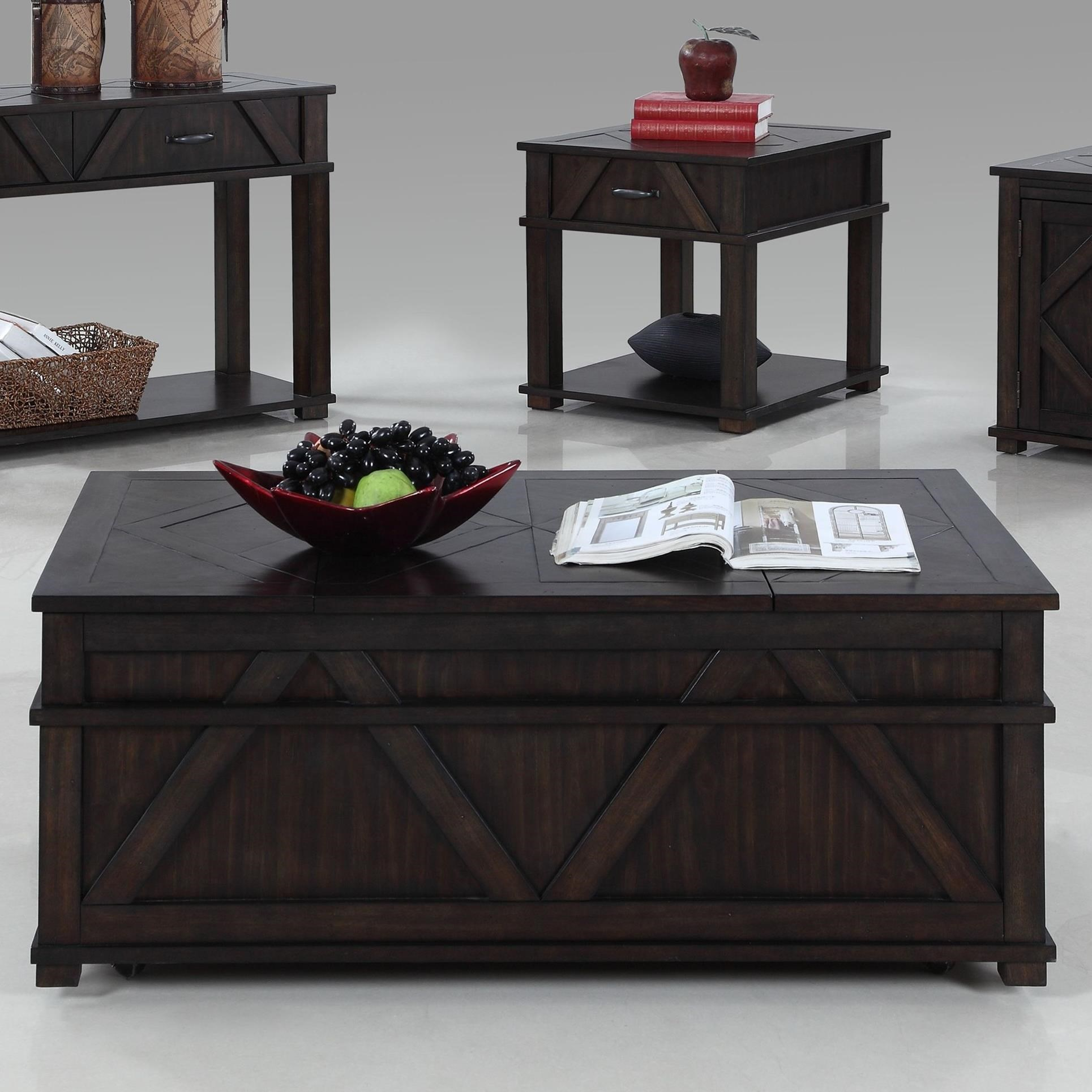 little bedside table probably perfect favorite black storage end progressive furniture foxcroft rustic castered chest products color cocktail item number harden tables office and