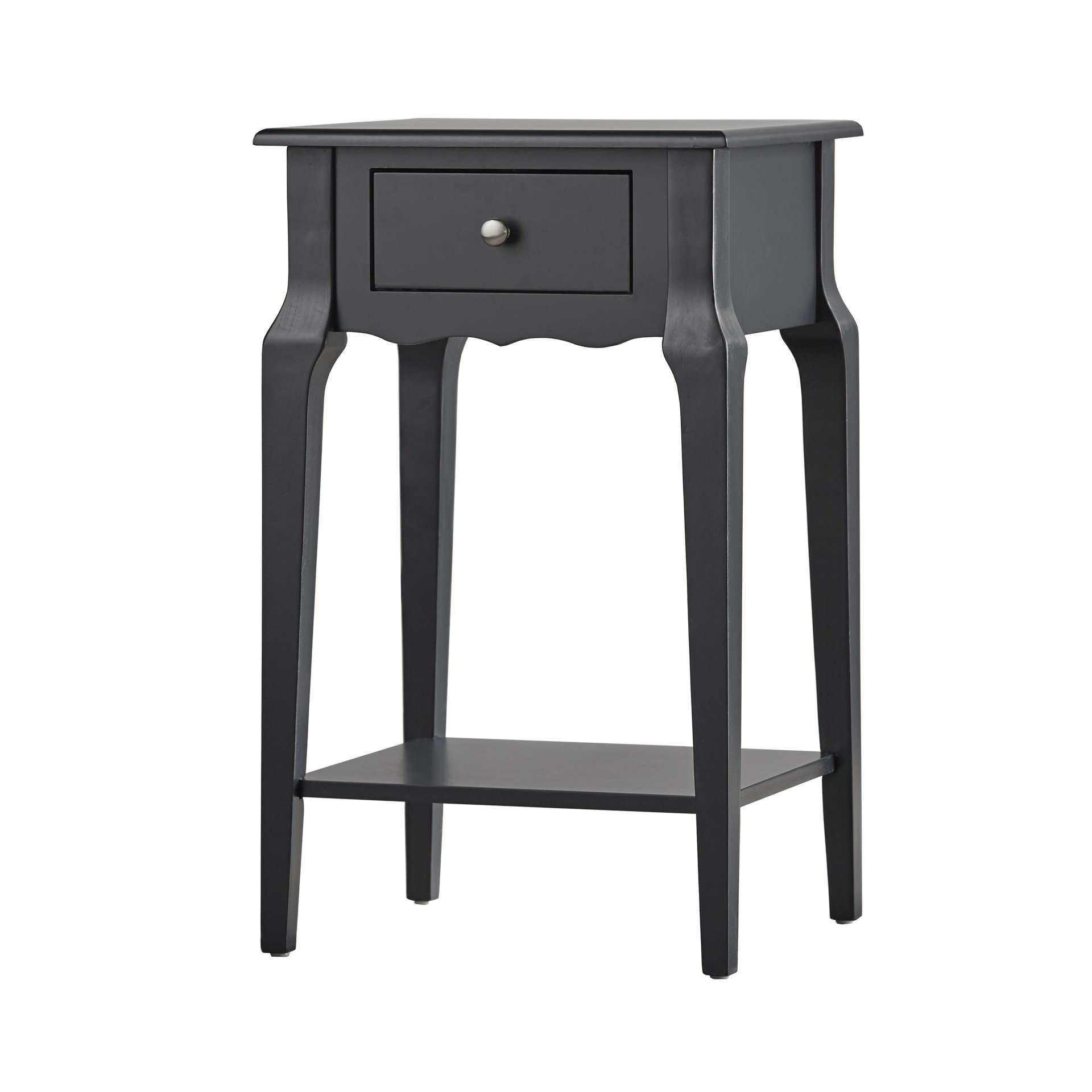 little bedside table probably perfect favorite black storage end three posts hague with reviews metal tables target ashley porter bedroom set large coffee decor resin patio