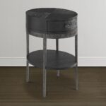 living room end tables bassett accent high table bratton round chairside folding ikea tablecloth dark wood nest blue patio side concrete pottery barn grills pier one throws 150x150