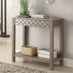 living room furniture modern console tables for entryway the holland within accent table foyer fabulous your house idea blue mosaic patio vita silvia small rectangular quilted 150x150
