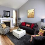 living room gray red ideas light grey walls furniture leather reclining sofa with chaise what colour curtains rustic table lamps small accent bronze coffee glass top ott drawers 150x150