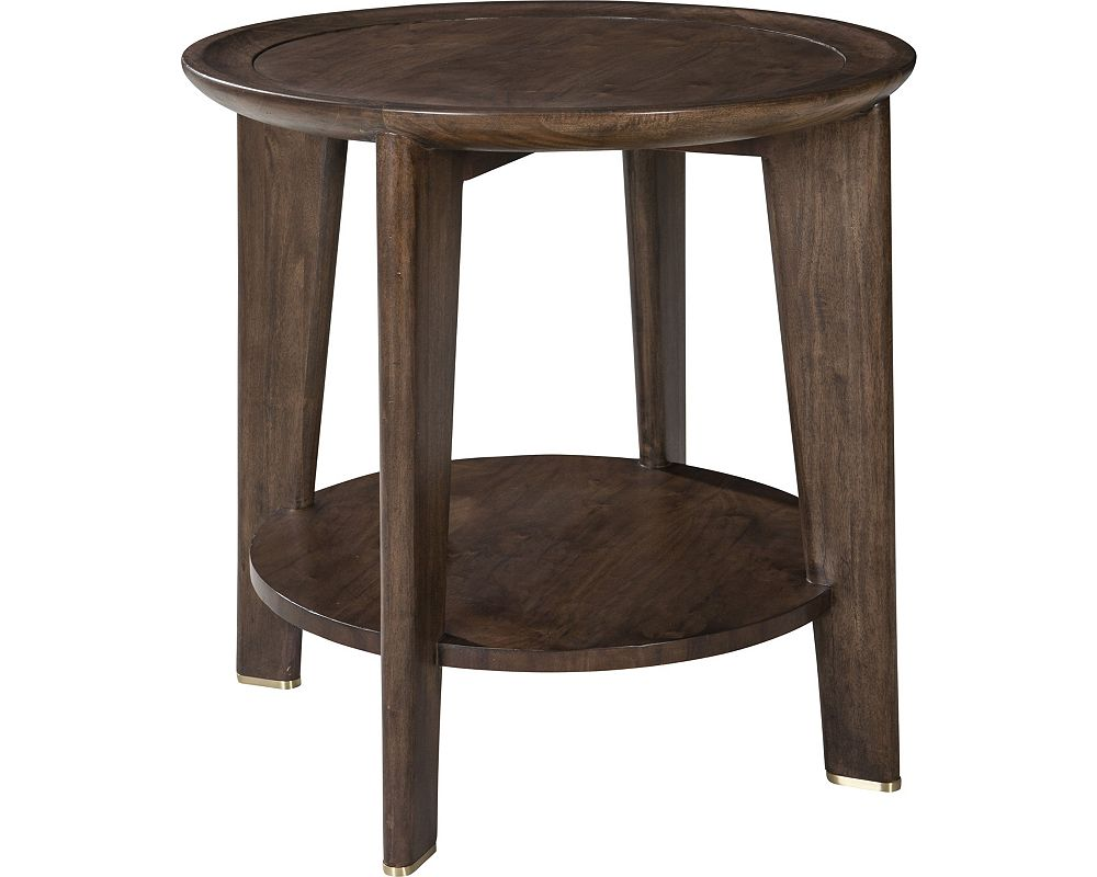 living room tables ellen degeneres crafted round bronze accent table feret end thomasville marble gold coffee tall plant stand patio timber bar height dining sets unusual