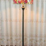 living room tiffany style floor lamps chloe lighting throughout best accent table styles stained glass shabby chic shelves teal kitchen decor skinny side antique oak small latin 150x150