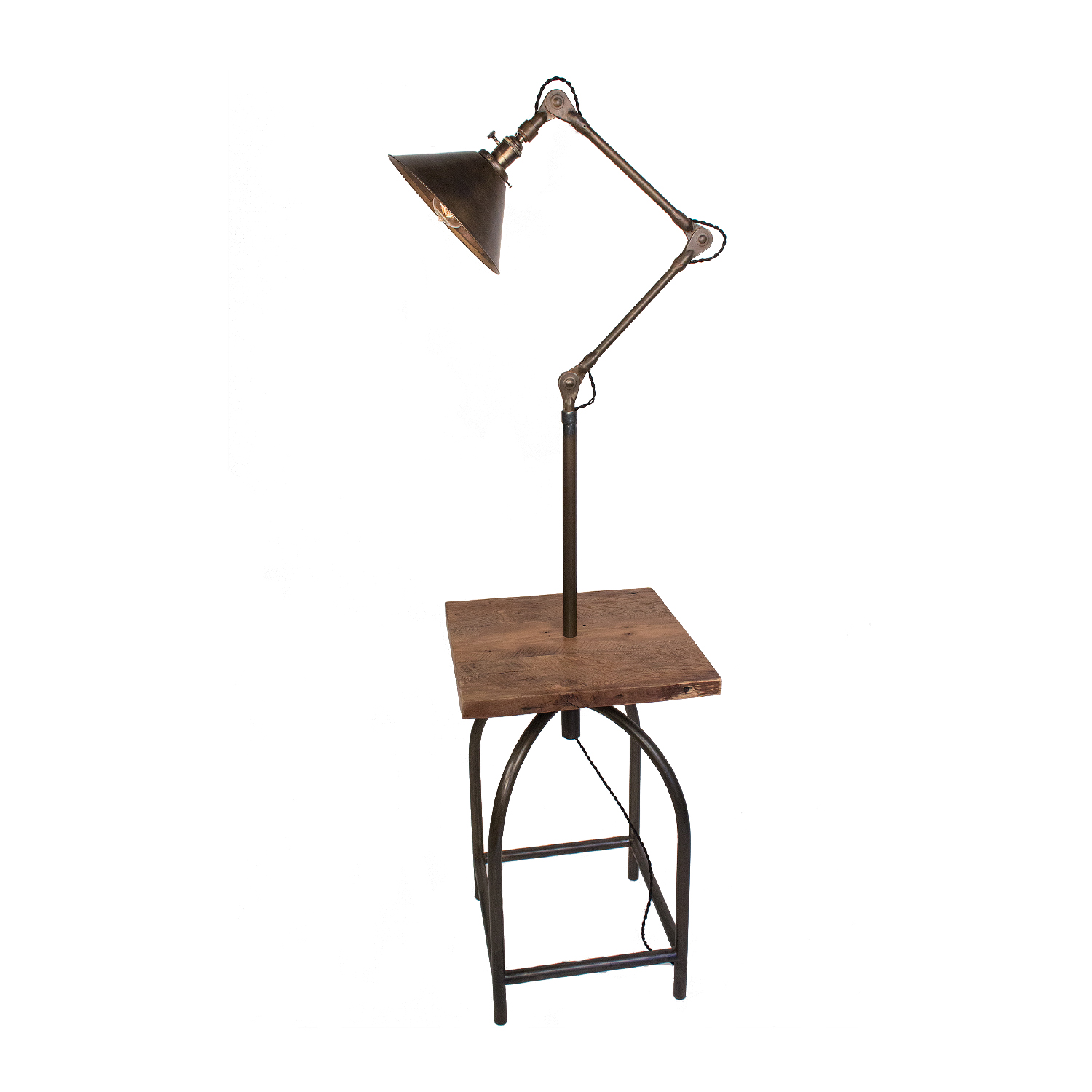 living shades outd glass bookshelf battery small bookcase rotating hobby lamps antique led book diy faux end powered tables target style argos swivel lewis stacked tiffany yello