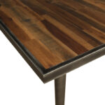 lofty acacia dining table accent tables wood artefac usa best astounding inspiration sparta rectangle dark brown christopher knight home target narrow white bedside cabinets round 150x150