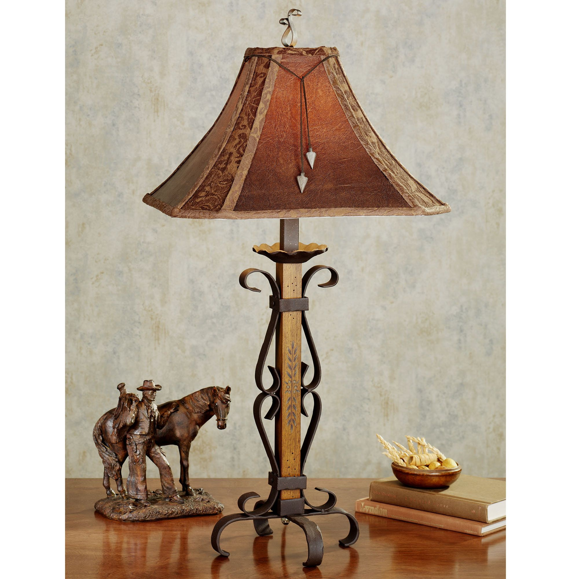 lone star western table lamp lamps rustic accent brown small white side target metal coffee pier imports antique drop leaf end bedroom mirrors entrance house decorating ideas