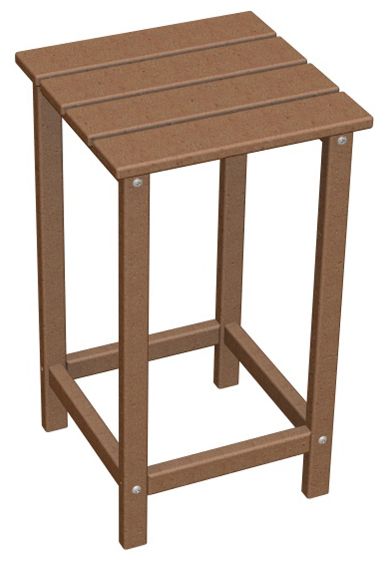 long island adirondack end table gray accent narrow tables nic small desk chairs for spaces legion furniture mini tiffany style lamp shelf painted wood glass top kitchen knobs and