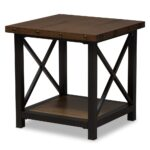 looking for coffee tables the outrageous great black wood baxton studio herzen rustic industrial style antique textured table and end finished metal distressed occasional 150x150