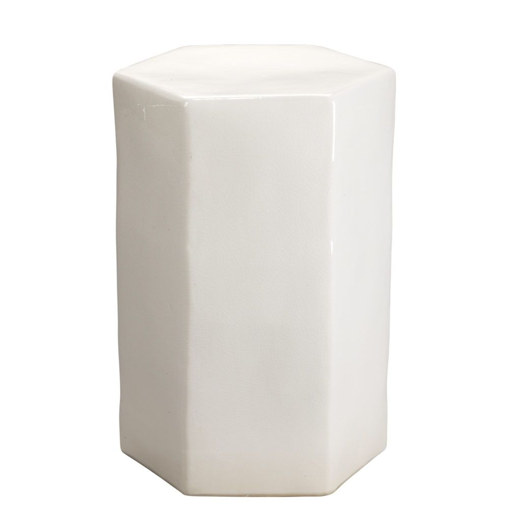 lorenzo white ceramic side table bedroom accent from dear keaton kohls bedspreads and comforters acrylic trunk coffee tall bedside tables with drawers inch round target floor rugs