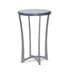 lotus drink table silver living room side accent tables charleston forge robb stucky coffee round nightstand with lamp attached large console cabinet twin size daybed modular 150x150