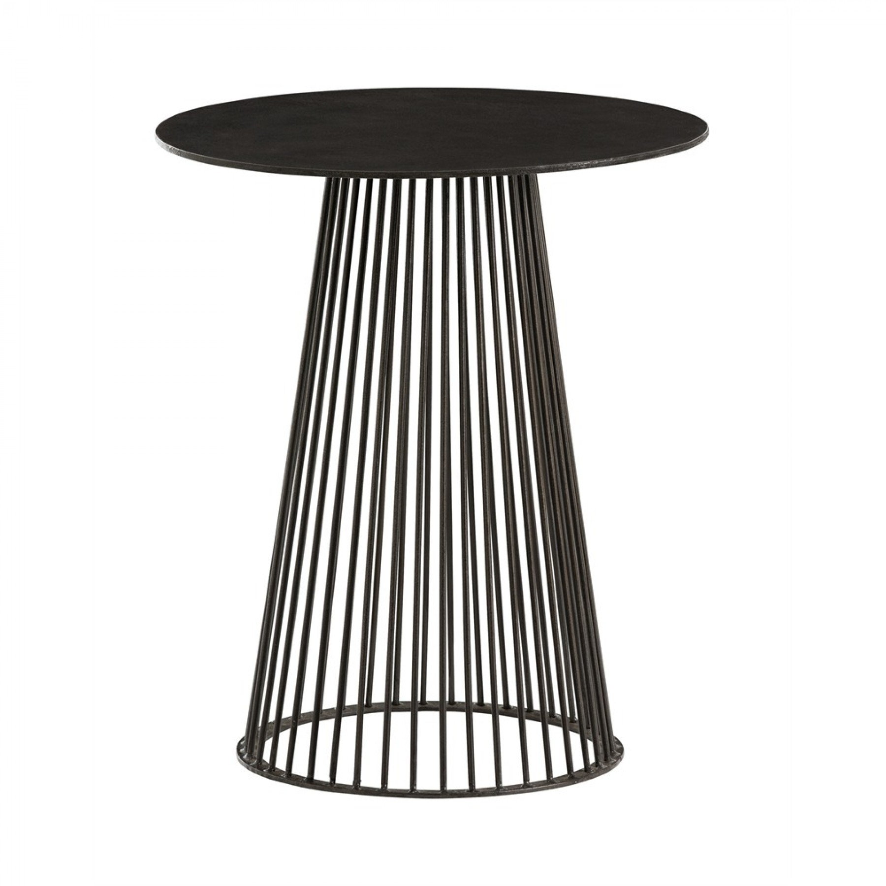 lou accent table round black chair covers for outdoor furniture reclaimed wood pub modern tablecloth pottery barn metal side ethan allen kmart bedroom coffee with legs bar height