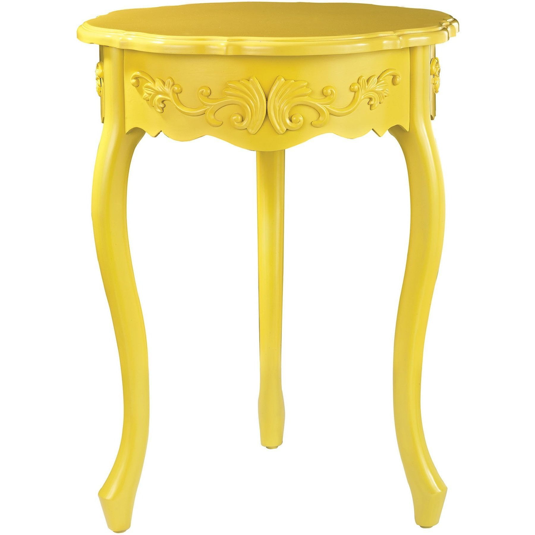 lovecup accent table yellow item products threshold margate coffee fold top expandable console dining contemporary trestle insulated ice bucket target throw rugs ikea garden bench