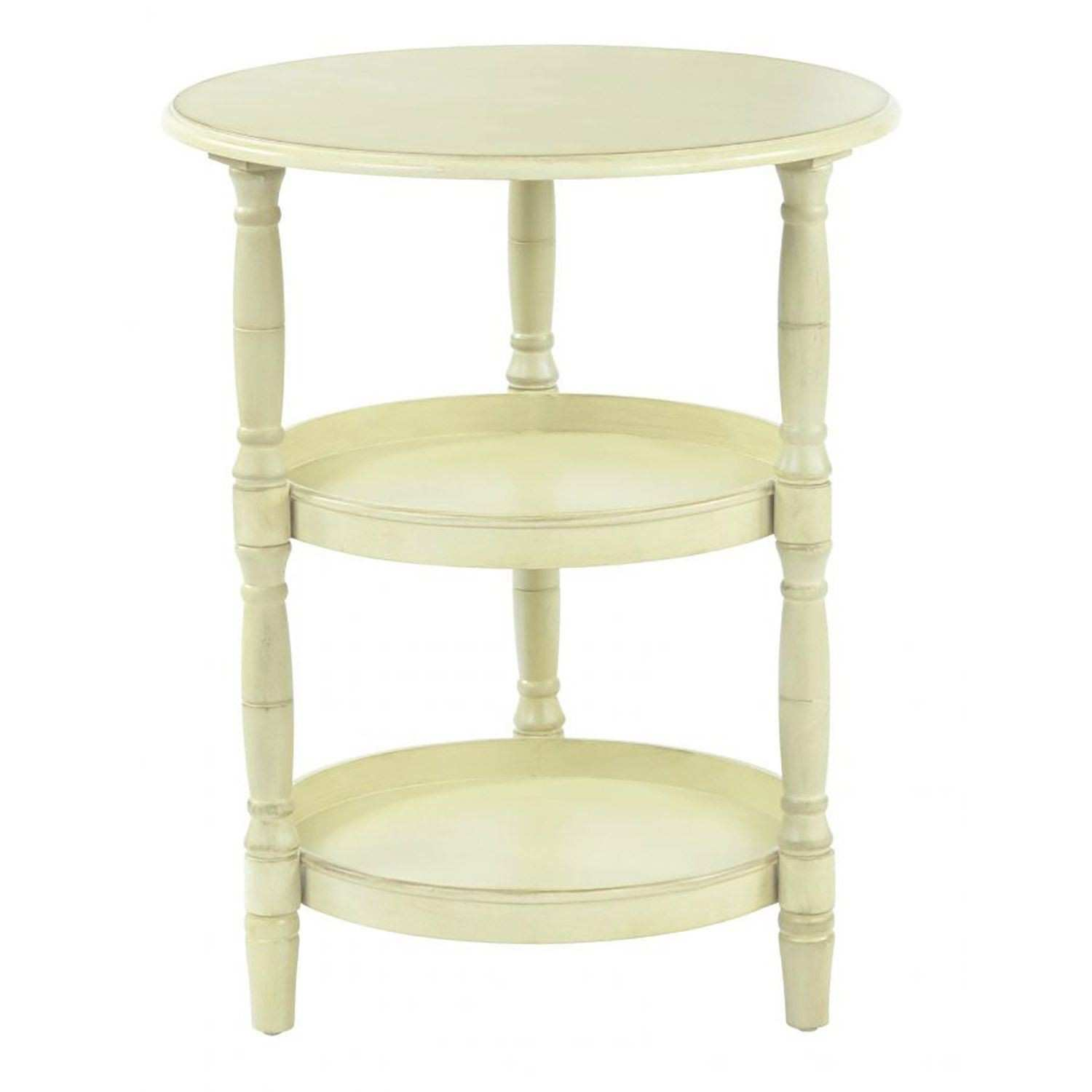 lovely antique round side table for brakefield style awesome lynwood accent celadon pedestal chairside with attached lamp folding sides pier one chairs lawn target retro furniture