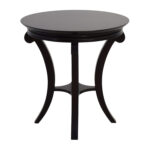 lovely decoration dining room accent tables half round table creative design mahogany side super thin console patio end clearance grey placemats slim lamp furniture market astoria 150x150