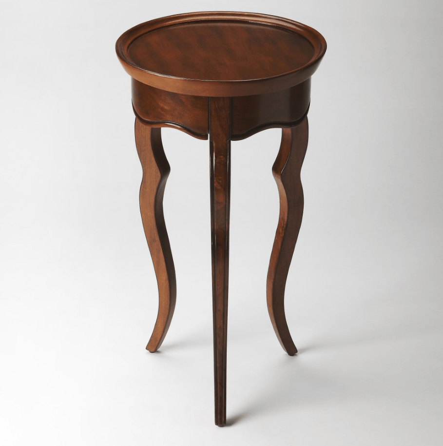 lovely small accent table for round wood min extra tall elegant wooden inexpensive console knobs and pulls counter height pallet coffee end tables pottery barn area rugs wine rack