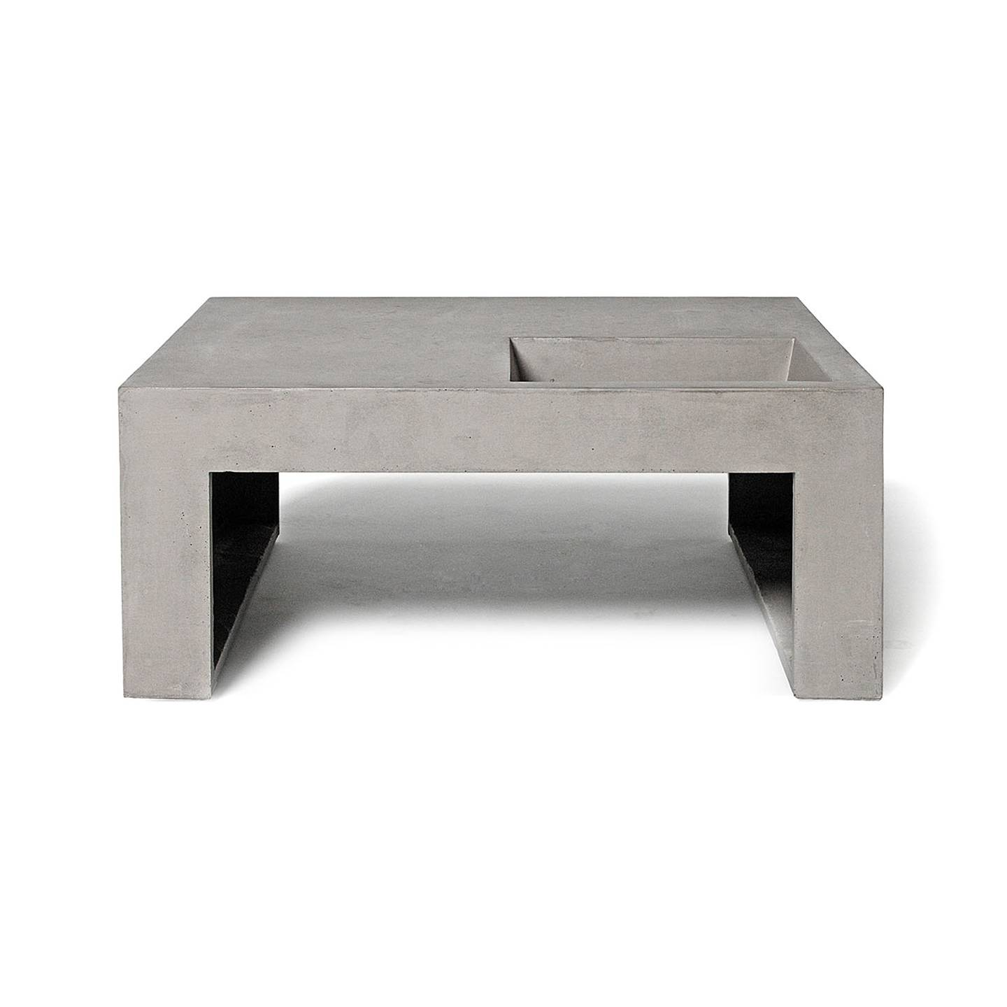 low coffee table modern contemporary accent tables furniture stylish concrete concepts sofa end with storage round mirrored nightstand carpet edge strip patio beverage cooler
