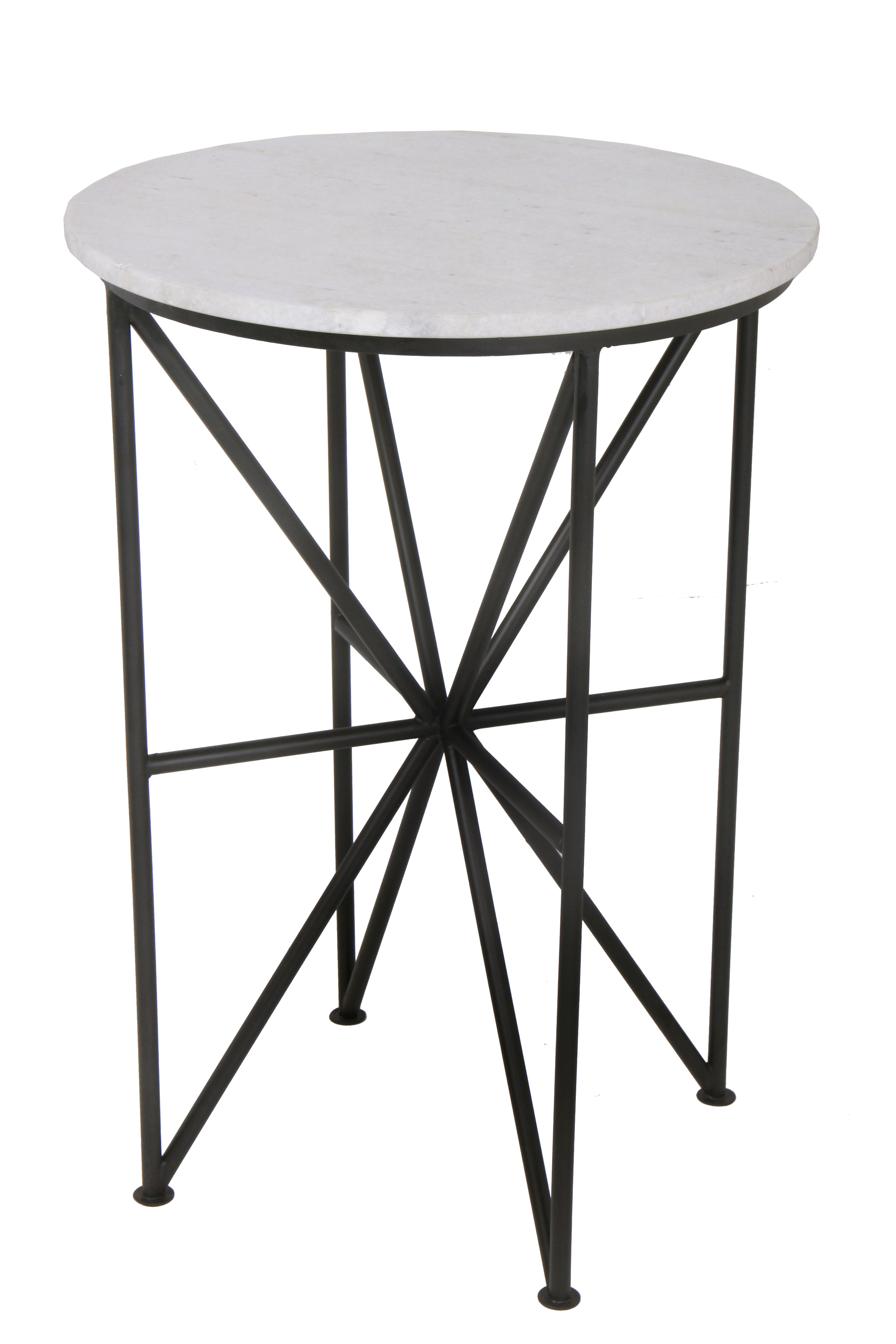 lulu parisa accent table apartment marble white top black super skinny side bamboo coffee outdoor wicker and chairs foldable trestle cardboard cream colored nightstand cocktail