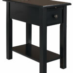 lundgren end table with storage reviews joss main nautical accent solid cherry wood dining pier tables round patio gold glass top slim side dark skinny small silver inch wide 150x150