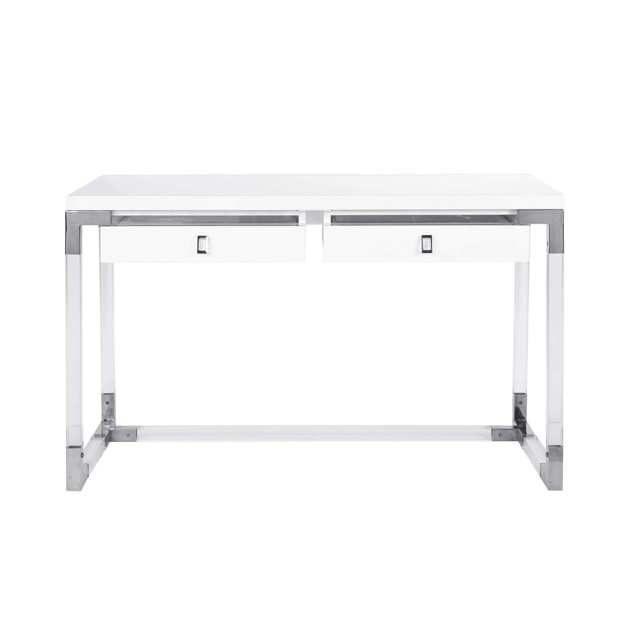 luxe glass serving cart wheels rug and more manhattan white lacquer desk accent table tables globe lighting canadian tire patio lamps kmart wilcox furniture set round coffee keter