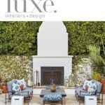 luxe magazine los angeles sandow issuu page miles redd kidney accent table inch round tablecloth pier one curtains solid oak tables white cloth placemats wooden trellis small 150x150