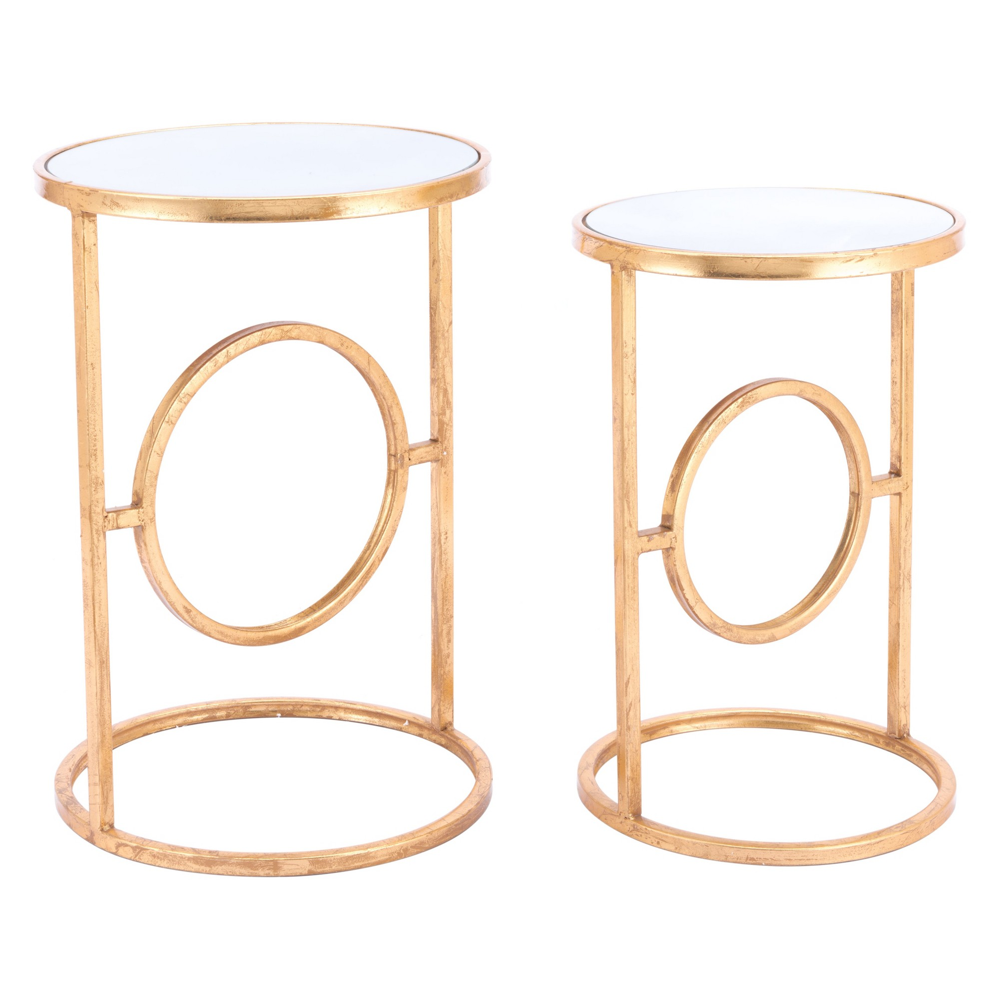 luxe steel mirror accent tables set gold home table and target white dresser small garden pier one vases round outdoor cocktail runner quilt patterns marble room essentials office