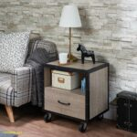 luxury black night stand home design ideas beautiful acme bemis nightstand rustic natural amp for timmy accent table marble top dining set room outdoor rectangular side pier 150x150