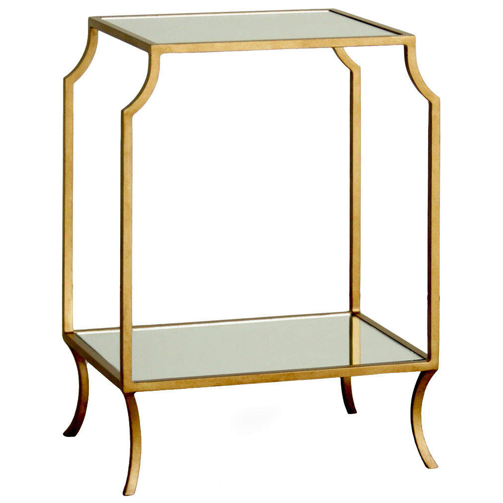 luxury living room with gold chrome finished tall accent table square glass top design single bottom shelf available brass iron legs ideas sage green paint skinny furniture